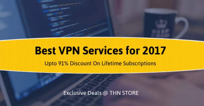 Best vpn services 2017