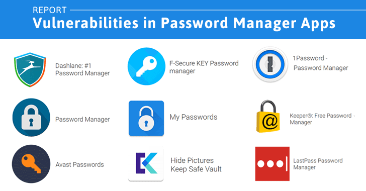 the password manager for pc and android included the home