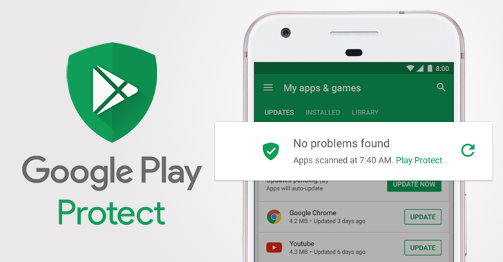 Google adds new behavior based malware scanner to every Google play app